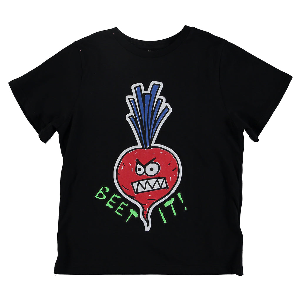 Beet It Short Sleeve Tee