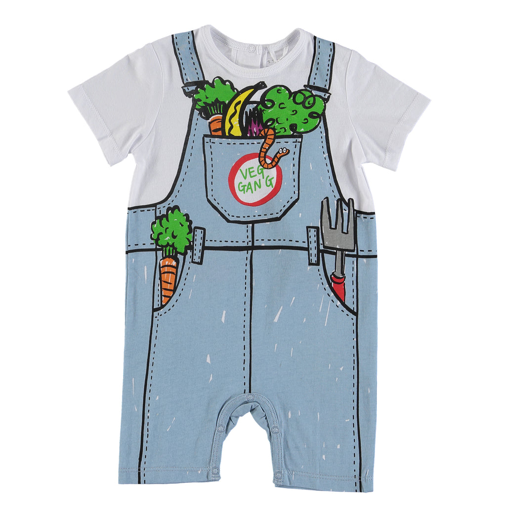 Baby Boys Veg Gang All-in-One