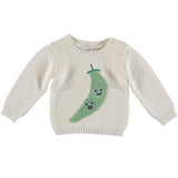 Baby Peas In A Pod Sweater