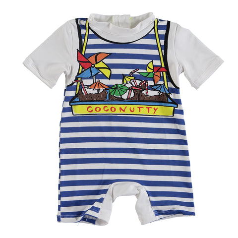 Baby Boy Coconutty Swimsuit
