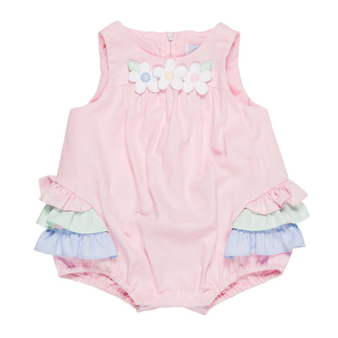 Baby Girls Flower Romper