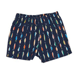 Boys Seersucker Shorts with Lures