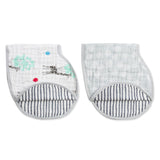 2-Pack Classic Burby Bibs - Dream Ride