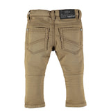 Boys Dark Beige Pants