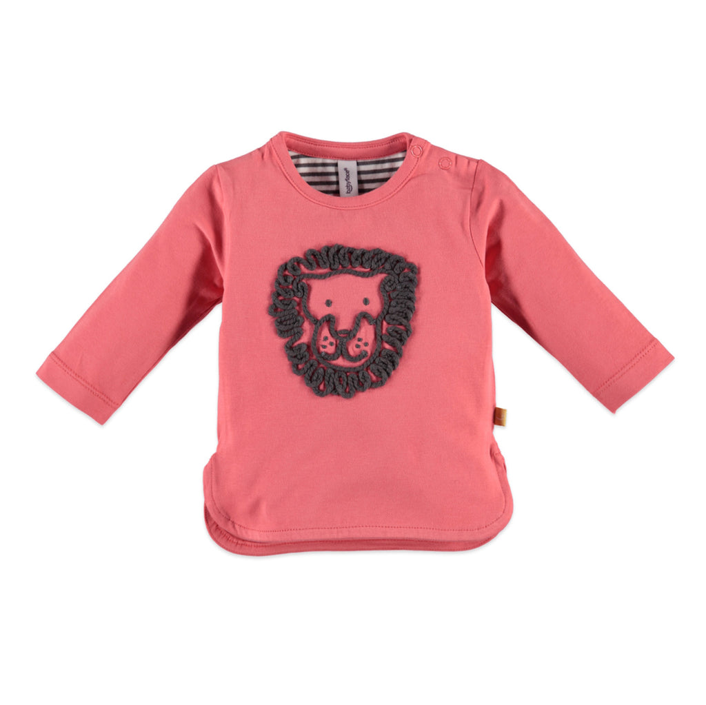 Baby Girls Lion Top