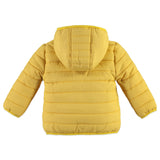 Boys Yellow Winter Jacket