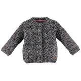 Girls Antra Melange Cardigan