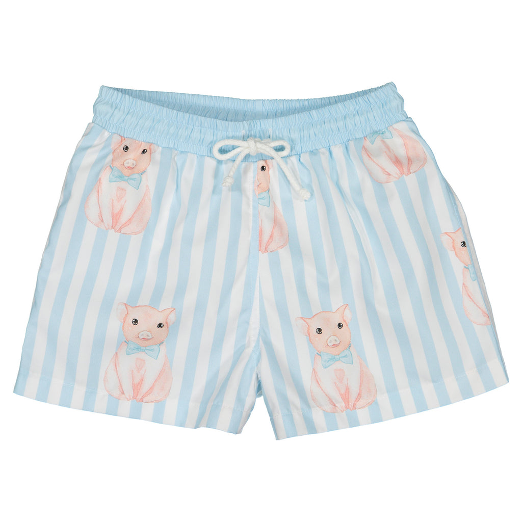 Piglets Swim Trunks
