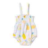 Pineapple Sunsuit