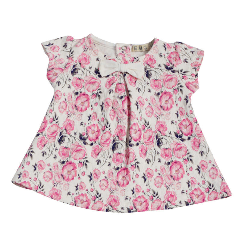 Baby Girls Quilted Dress