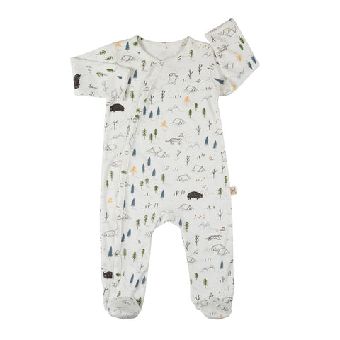 The Expedition Organic Kimono Jumpsuit