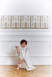 GOTS Certified Organic Swaddle - Doll House