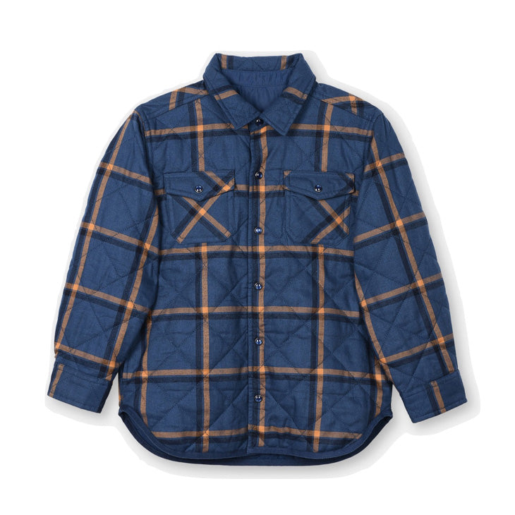 Reversible Check Shirt