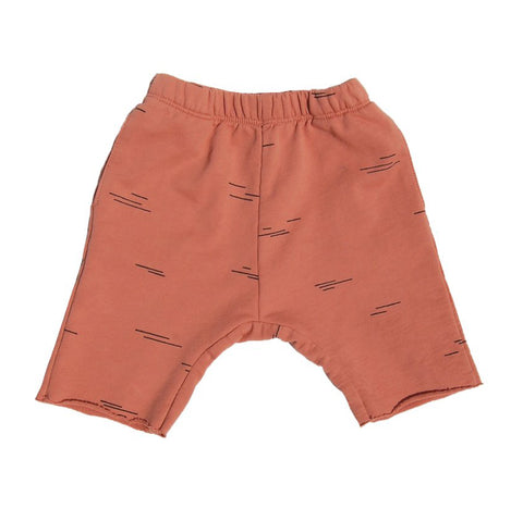 Athletic Short - Organic Cotton