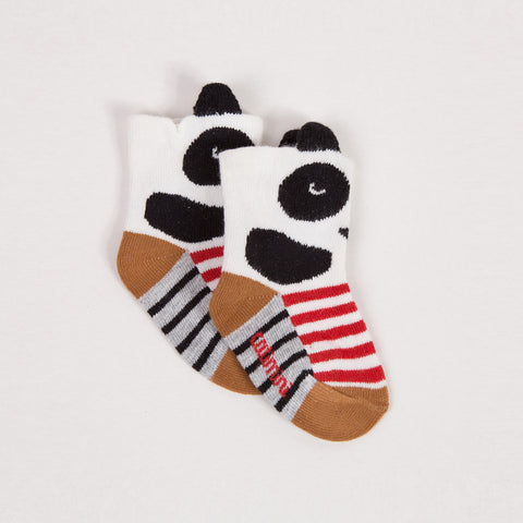 Baby Animal Pattern Jacquard Socks