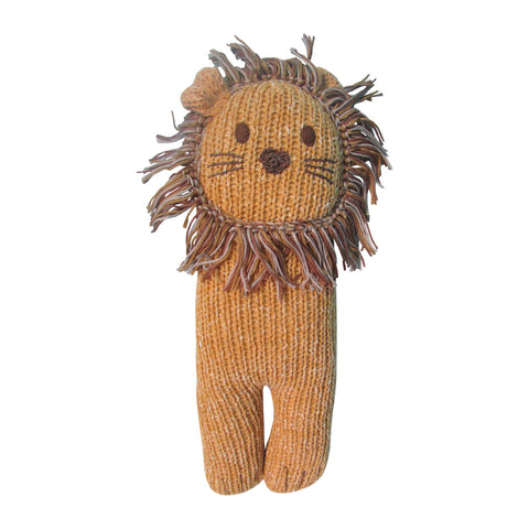 Lion Knit Toy