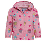 Cupcake Colour Changing Raincoat