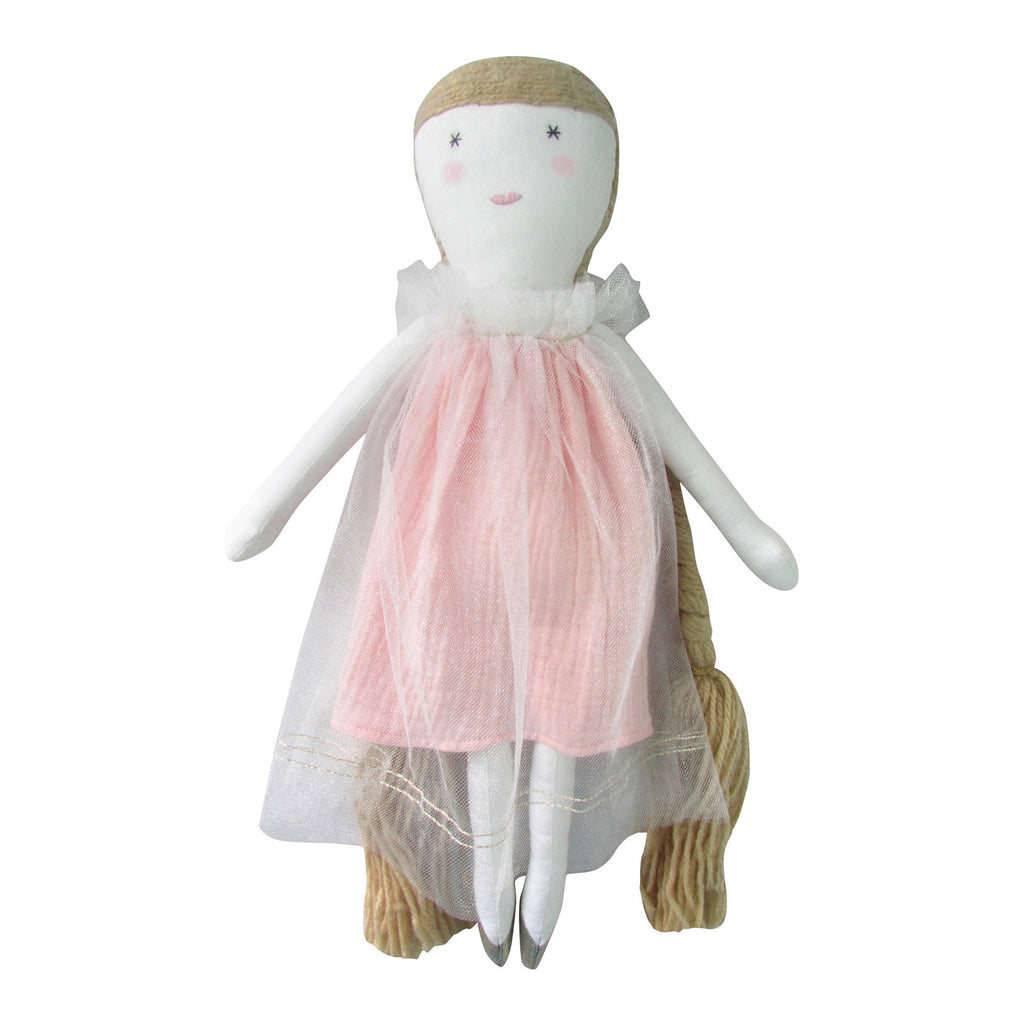 Becca Doll with Pink Dress