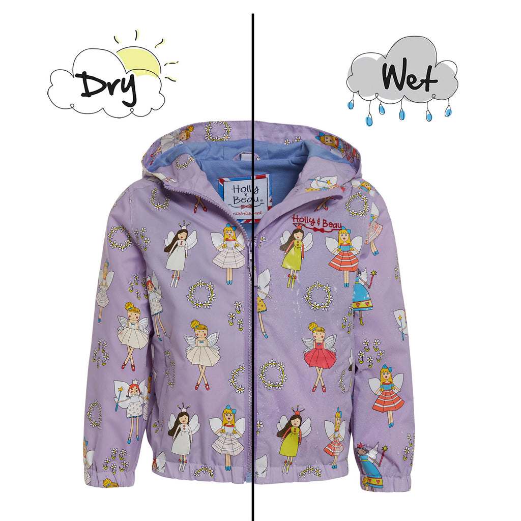 Fairy Colour Changing Raincoat