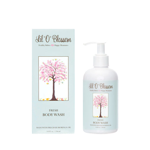Lil 'O' Blossom Fresh Body Wash