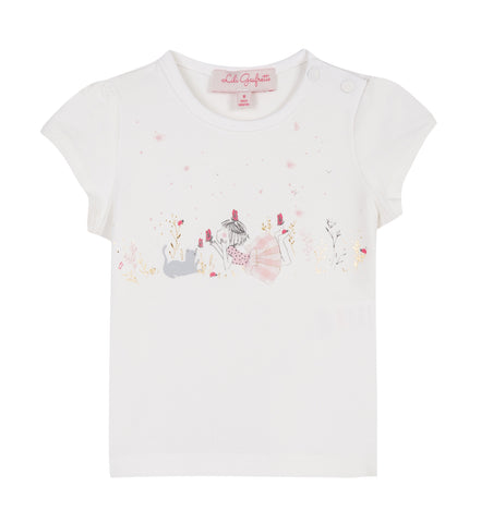Girls Spring T-Shirt
