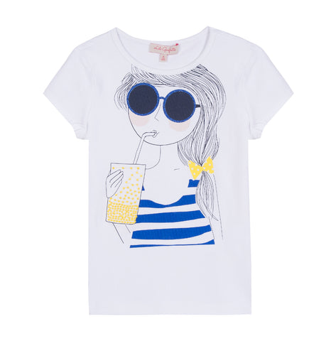 Girls Summer Juice T-Shirt