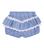 Baby Girls Ruffle Shorts
