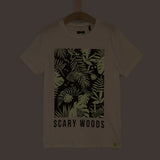 Boys' Glow in Dark Woods Tee