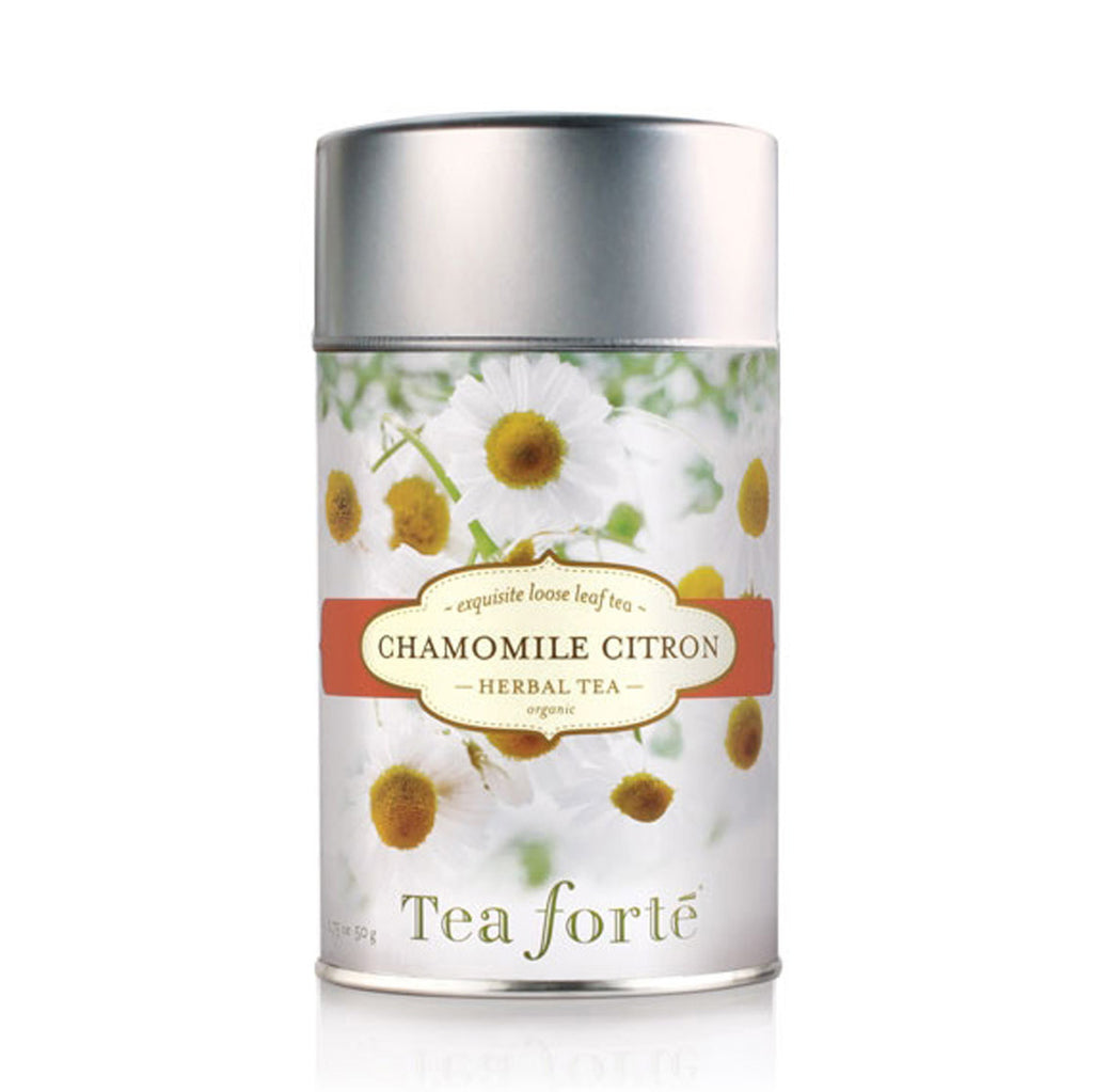 Chamomile Citron Loose Leaf Tea Canister