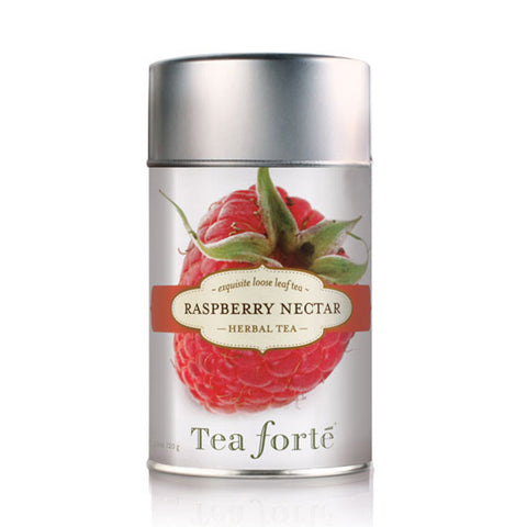 Raspberry Nectar Loose Leaf Tea Canister