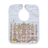 GOTS Certified Organic Large Bib - Monceau Mansion