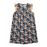 Macumba Dress with Allover Print