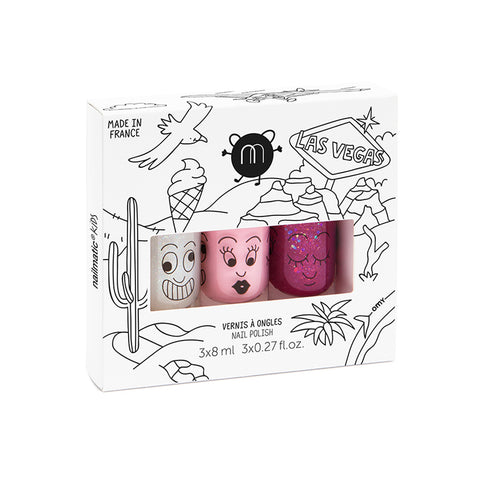 Las Vegas - Nail Polish Set