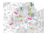 Pocket Map Coloring - New York