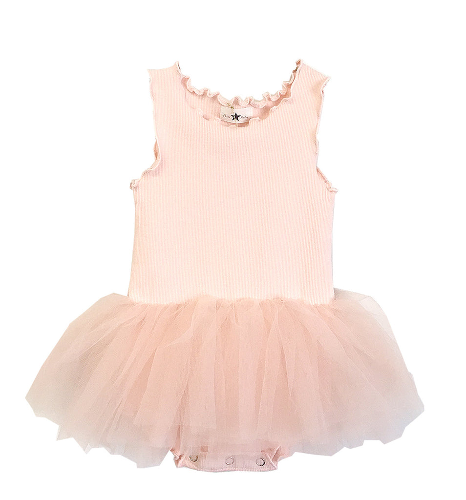 Baby Girls Tutu Dress- Pink