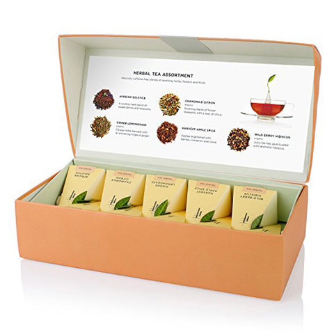 Herbal Tea Assortment Presentation Box