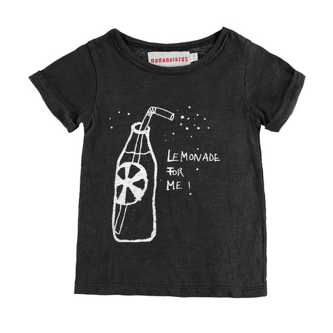 Organic Cotton Lemonade for Me T-shirt