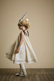Girls Muslin Fairy Sundress