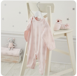 Baby Stardust Angel Wings Babygrow