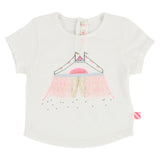 Baby Girls Circus Themed T-shirt