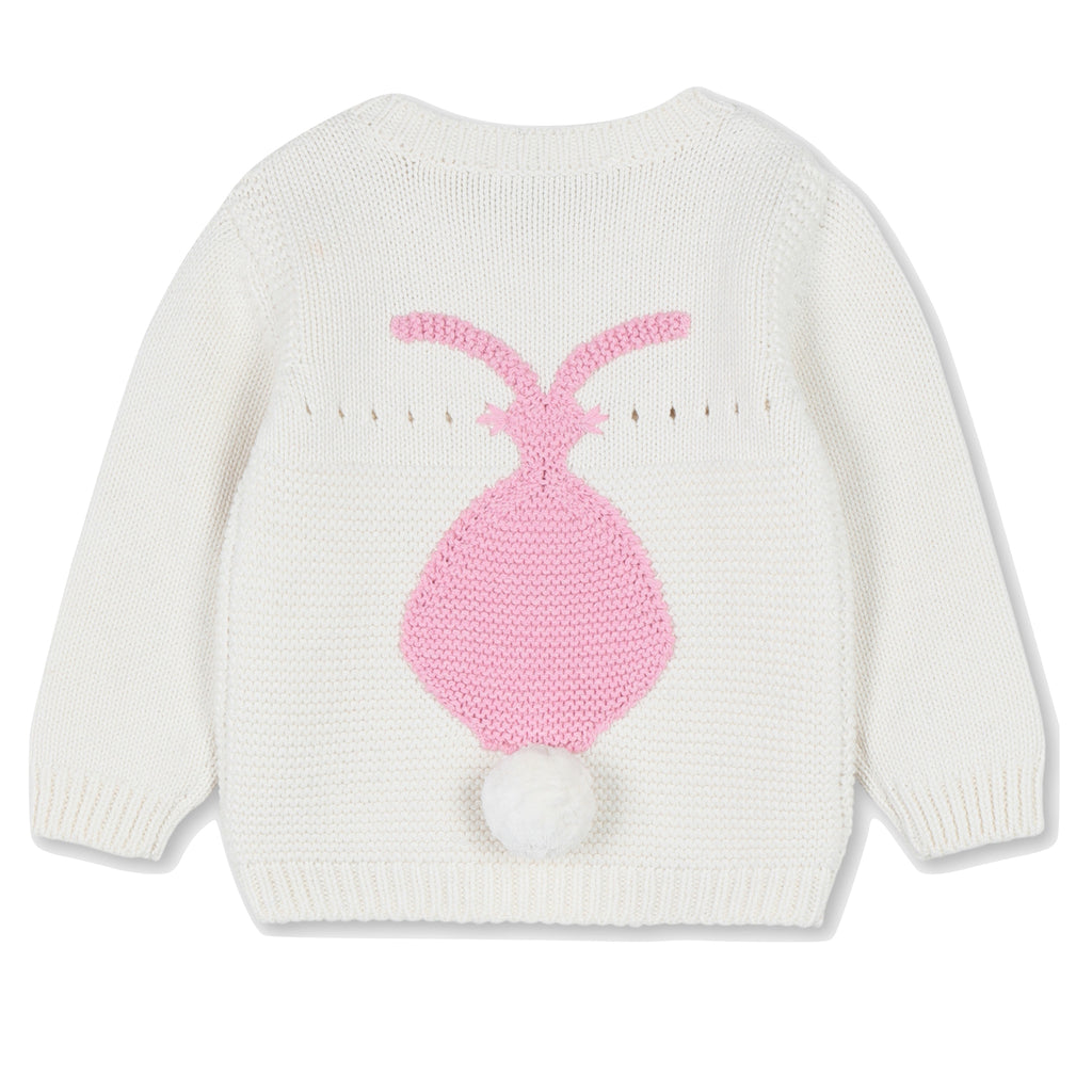 Baby Bunny Cotton-Wool Sweater