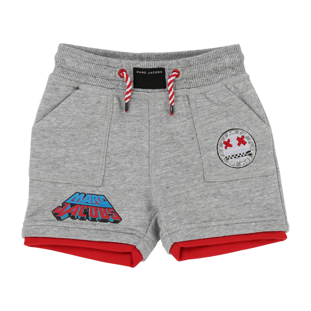 Baby Boy Badges Shorts