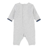 Baby Boys Trompe-L'Oeil Headphone Onesie