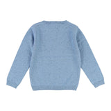 Boys Wool Slub Knit Sweater