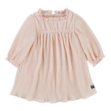 Baby Girls Pleated Ceremony Dress