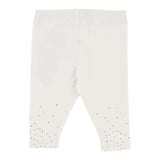Baby Jersey Leggings with Dots
