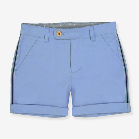 Boys Charlie Shorts - Porcelaine Blue