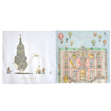 Organic Mini Swaddles Gift Set - Atelier Choux+Monceau Mansion