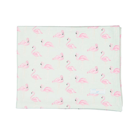 Flamingo Boys Beach Towel