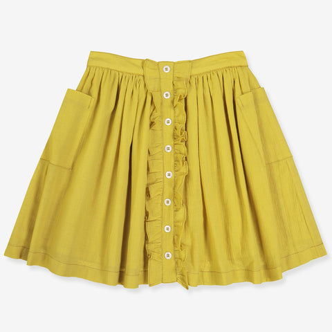 Girls Francine Skirt - Honey